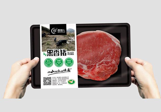 圆梦人 肉食品包装