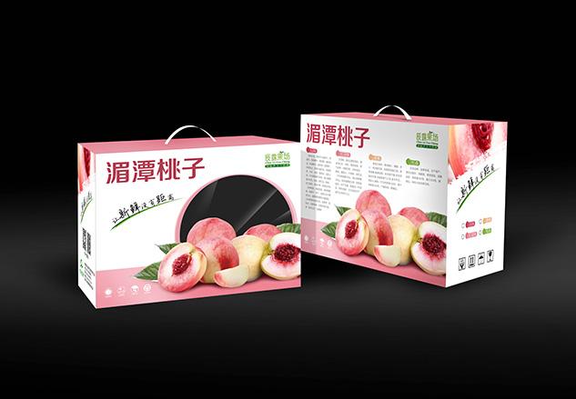 晨露果场水果包装