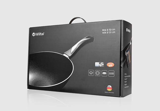Wiltal 煎锅包装